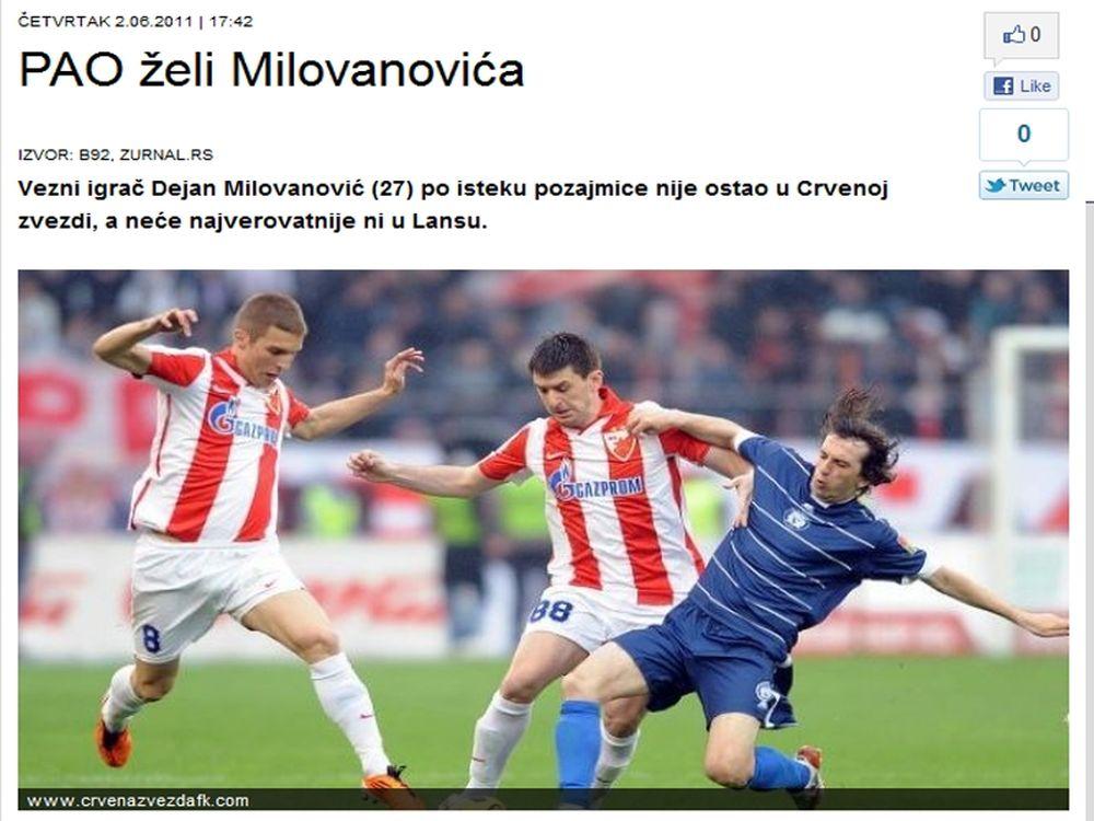 Πρόταση σε Μιλοβάνοβιτς! (vd)