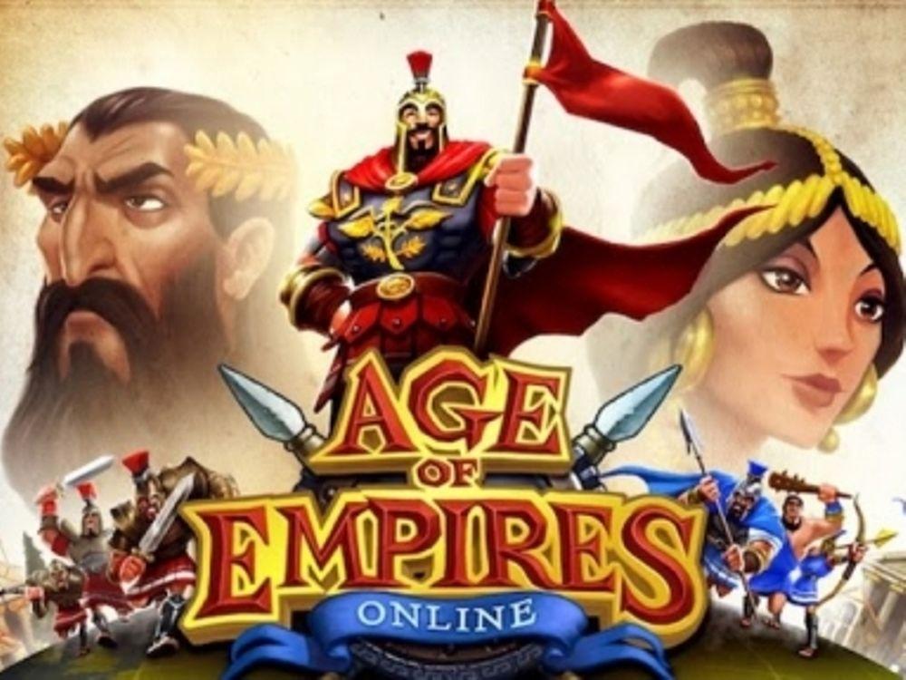 Η Ελλάδα στο Age of Empires