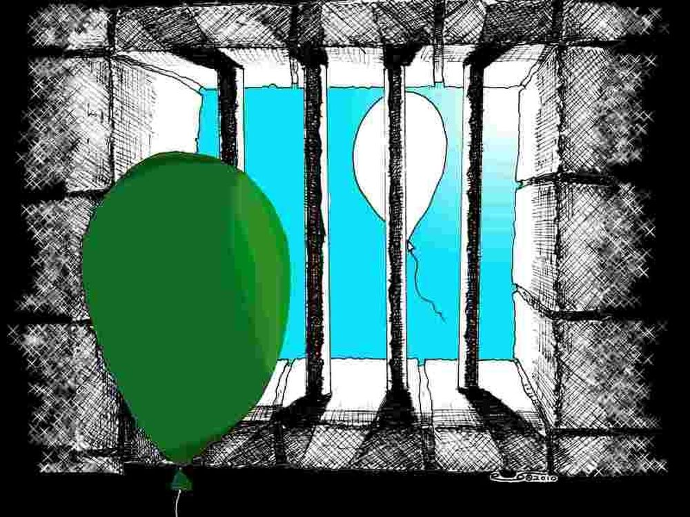 Τα καθάρματα στη φυλακή…