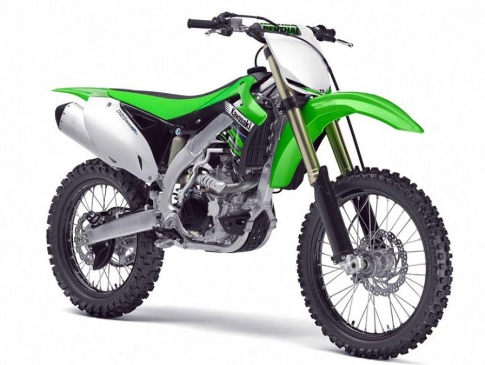 Kawasaki KX-F 2012
