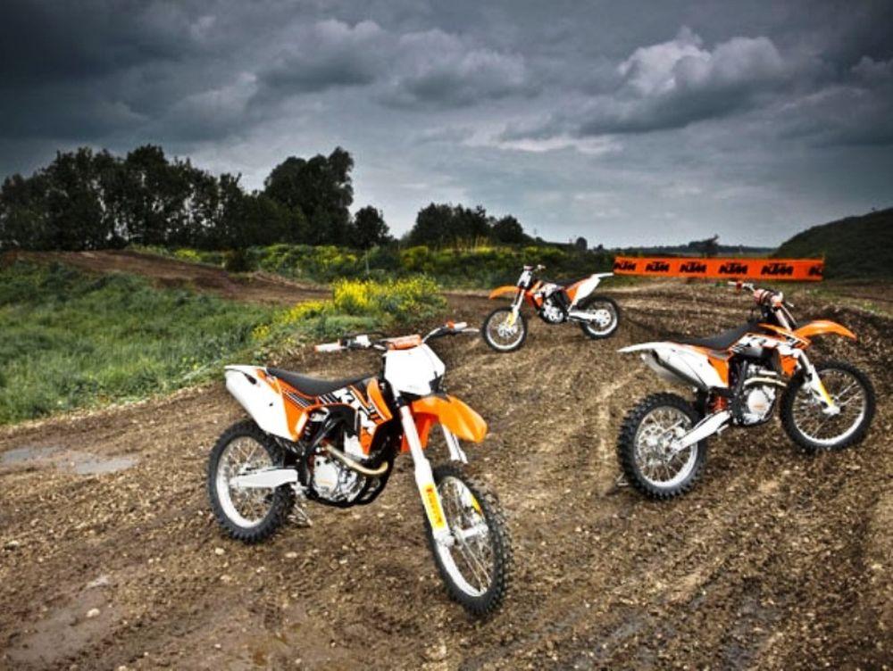 KTM Motocross 2012