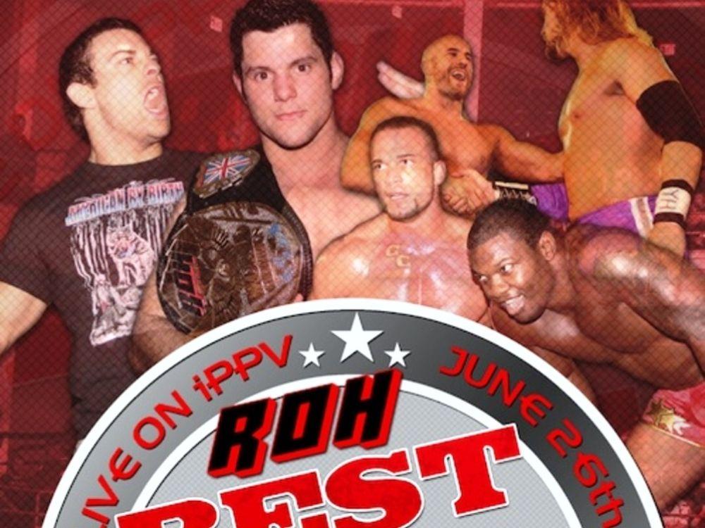 Μεγάλο tag team στο ROH