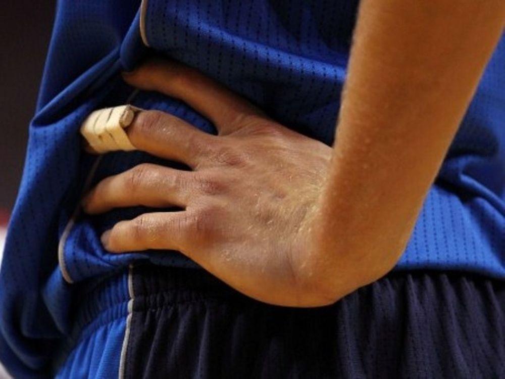 Το δάχτυλο του Ντιρκ!