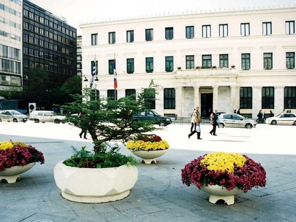 Υποβάθμιση του Δήμου Αθηναίων