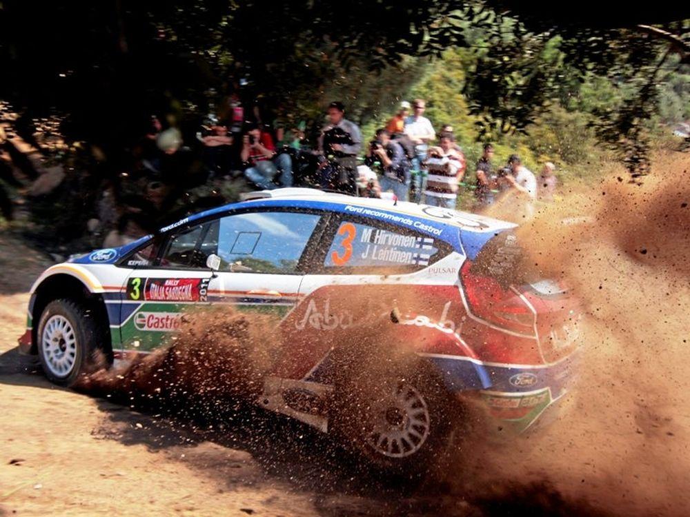 Το Μόντε Κάρλο στο WRC το 2012