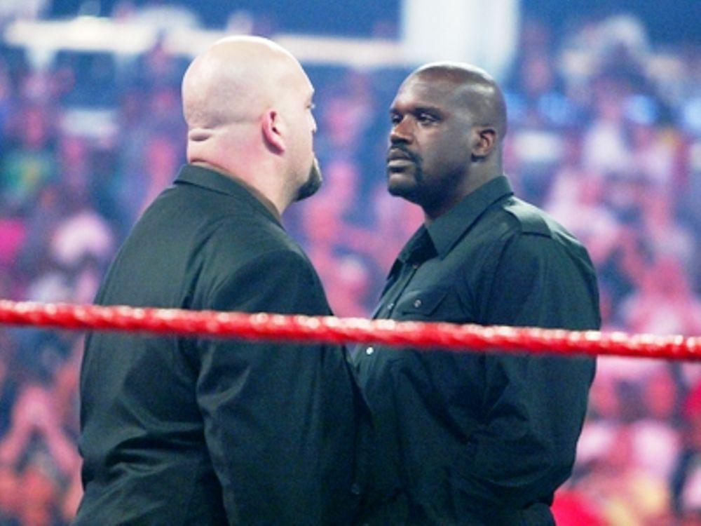 «Σακ» για WWE