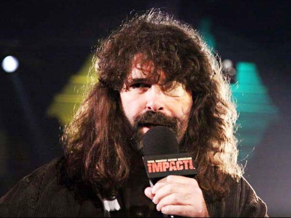Στο WWE o… Foley
