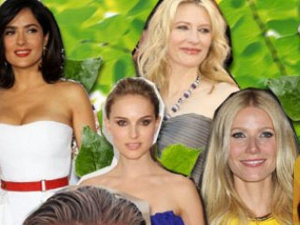 Το Χόλιγουντ ψηφίζει πράσινο