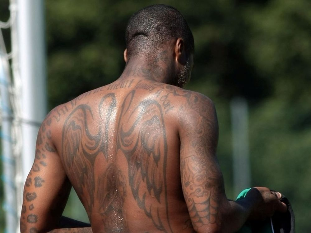 Σταρ και στα τατουάζ…