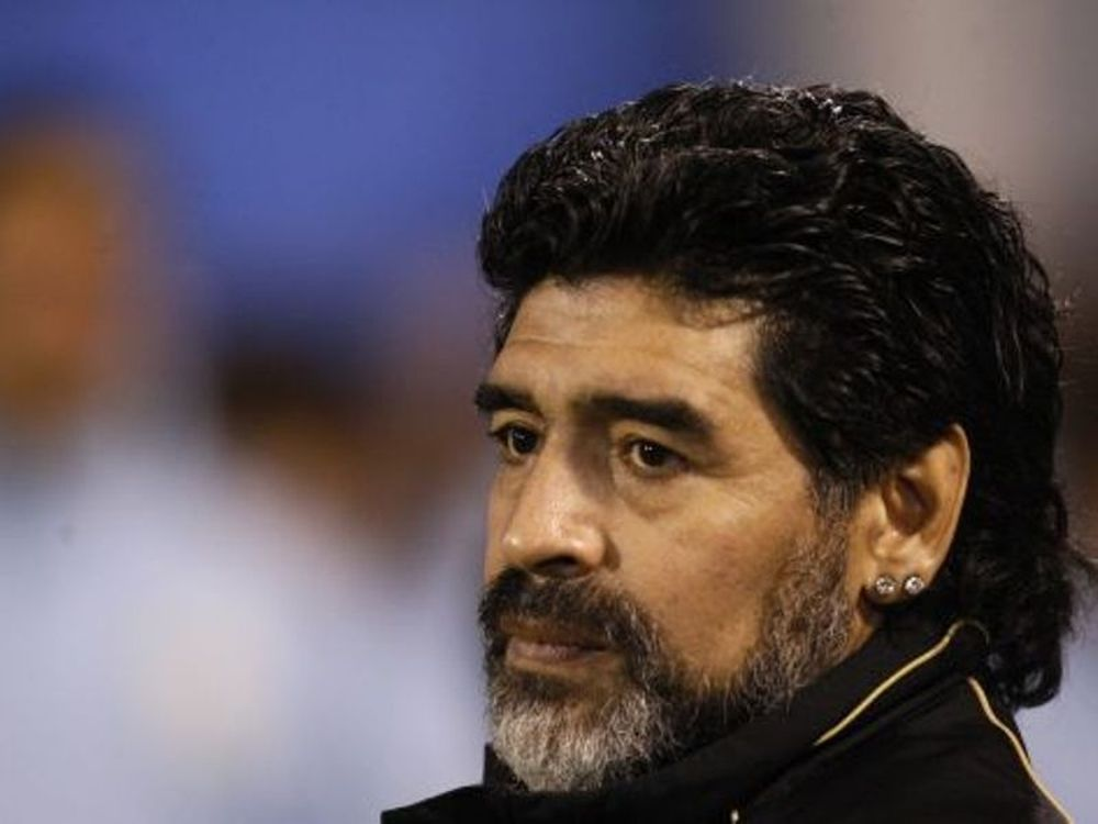 Επίθεση Μαραντόνα σε Μπλάτερ, FIFA