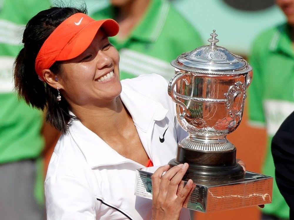 Η Να Λι κέρδισε το Roland Garros