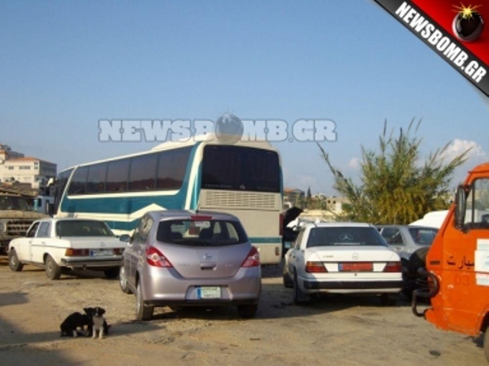 Λεωφορείο στη Χεσμπολάχ