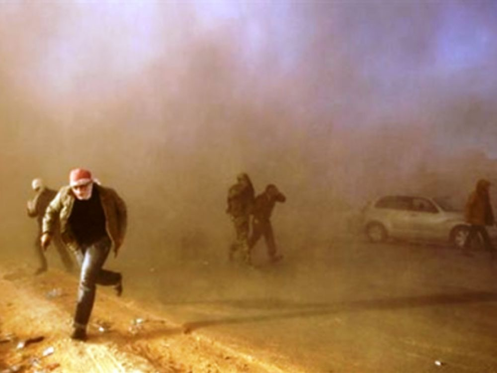 Δεκάδες τραυματίες στη Συρία