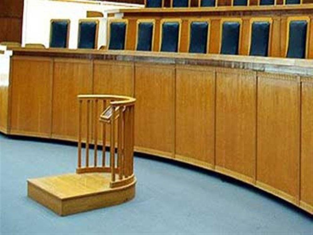 Υπολειτουργούν τα Δικαστήρια