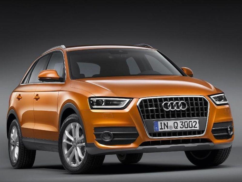 Πρεμιέρα για το Audi Q3