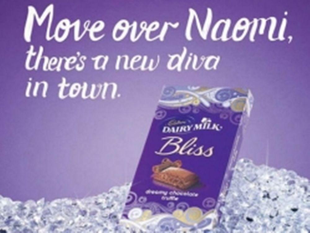 Συγγνώμη Cadbury προς Naomi