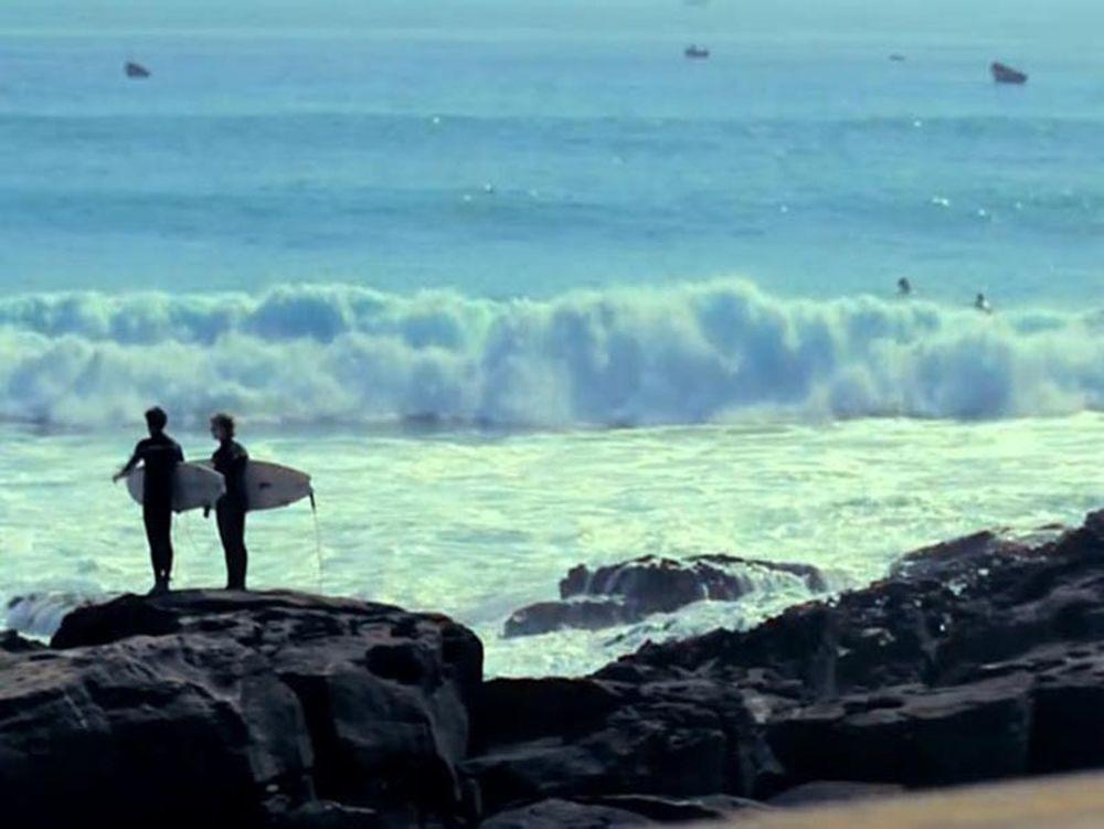 Έλληνες surfers στο Μαρόκο