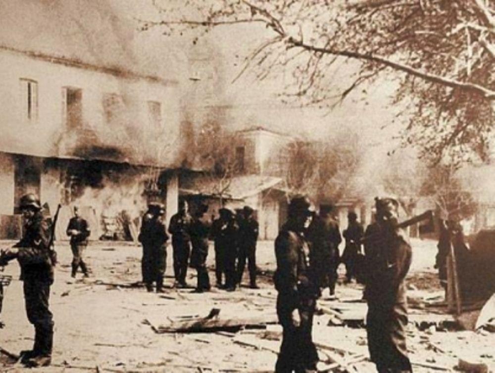 Γερμανικές αποζημιώσεις