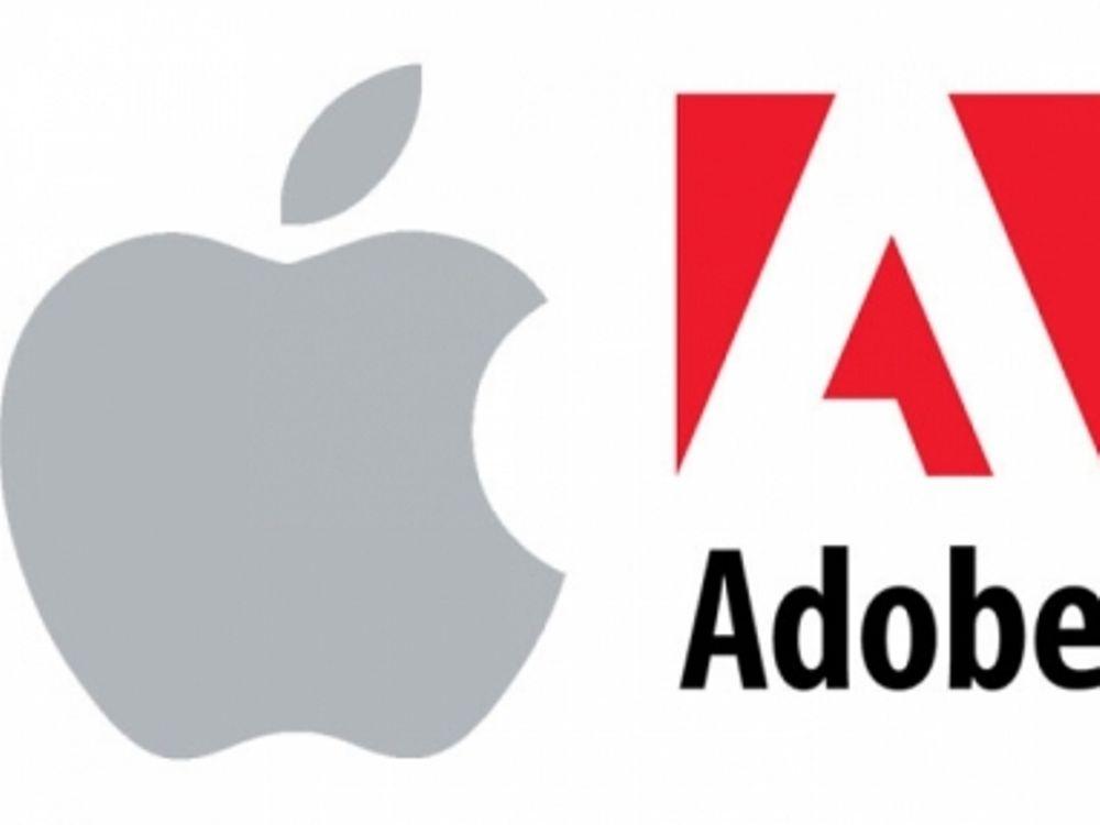 Ξανά «φίλοι» Adobe – Apple