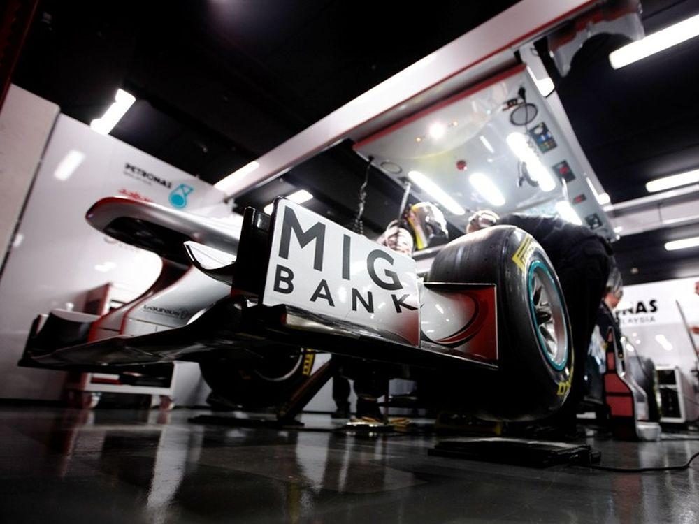 «Φωνάζει» πολύ η Mercedes GP