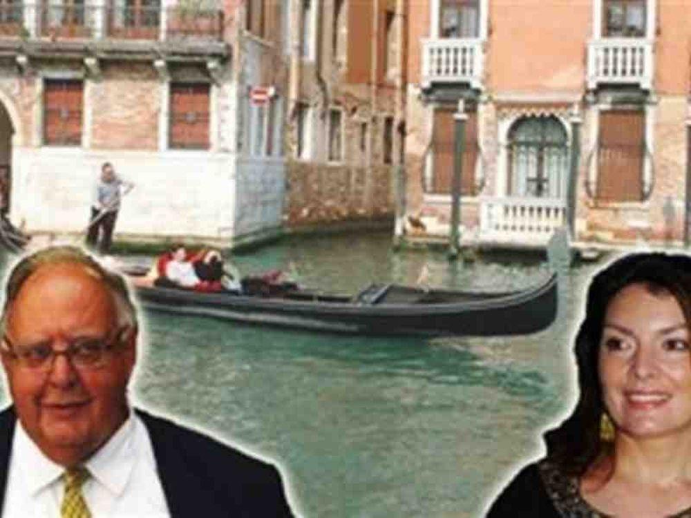 Στη Βενετία ο Πάγκαλος