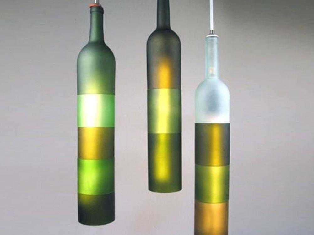 Φωτεινά μπουκάλια