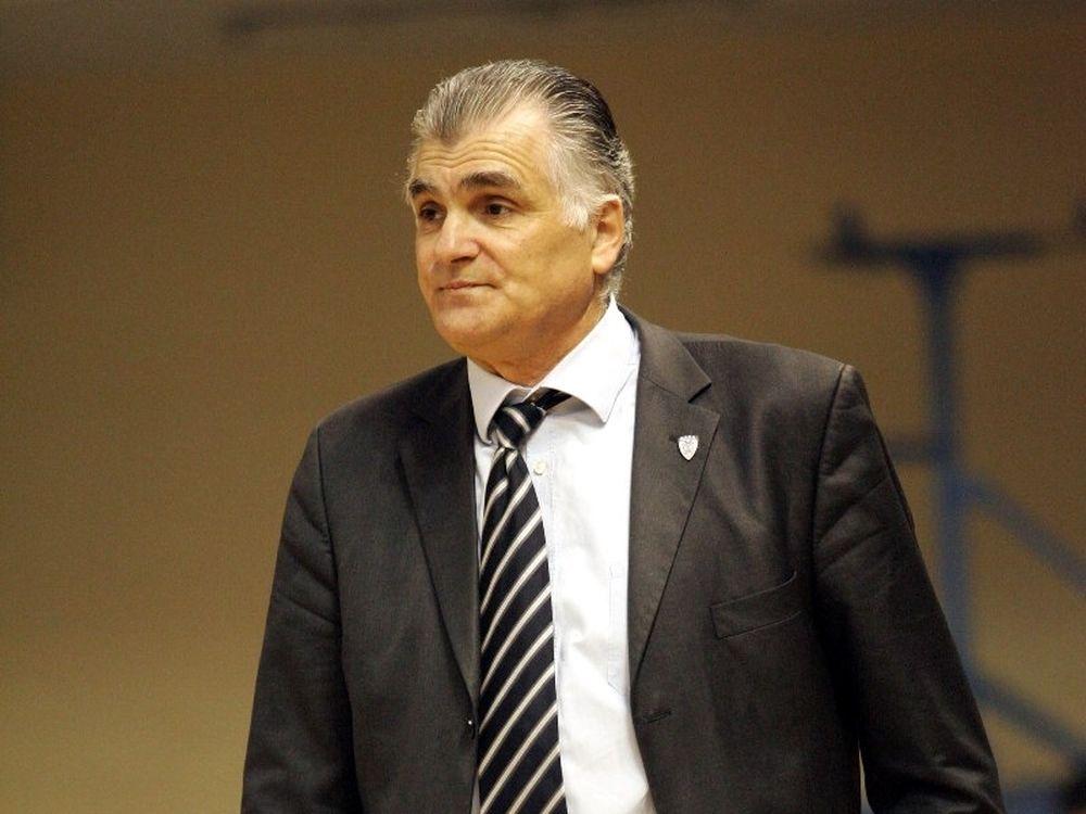 Μαρκόπουλος: «Θα τα δώσουμε όλα»