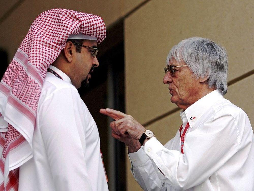 Έκλεστοουν: «Εκτός F1 το Μπαχρέιν»