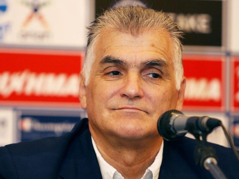 Μαρκόπουλος: «Άθλος η τρίτη θέση»