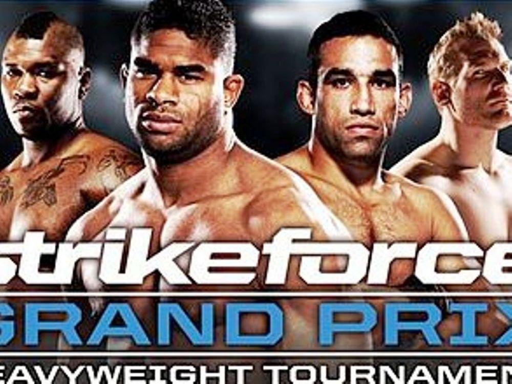 Μέσω Strikeforce για UFC