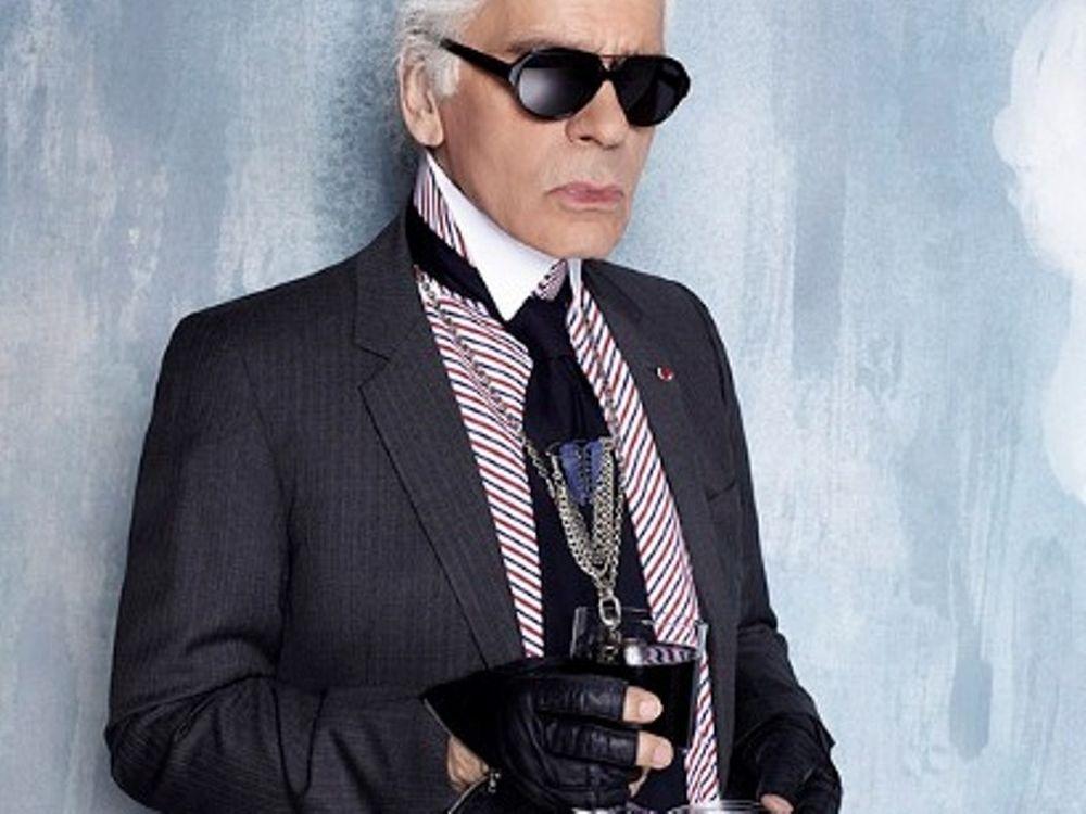 Νέο project για τον Lagerfeld