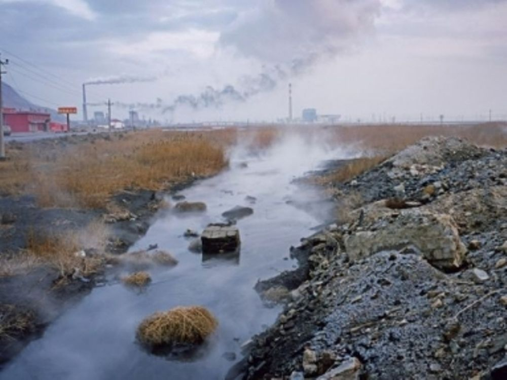 Χωρίς νερό η ανατολική Κίνα