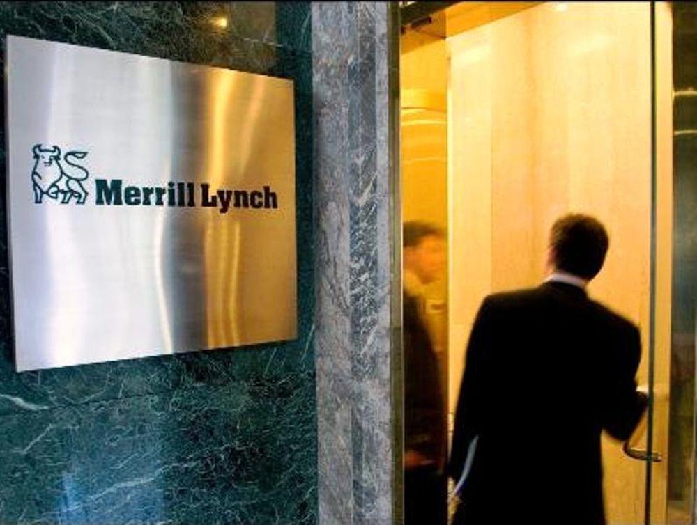 Επιφυλάξεις από Merrill Lynch