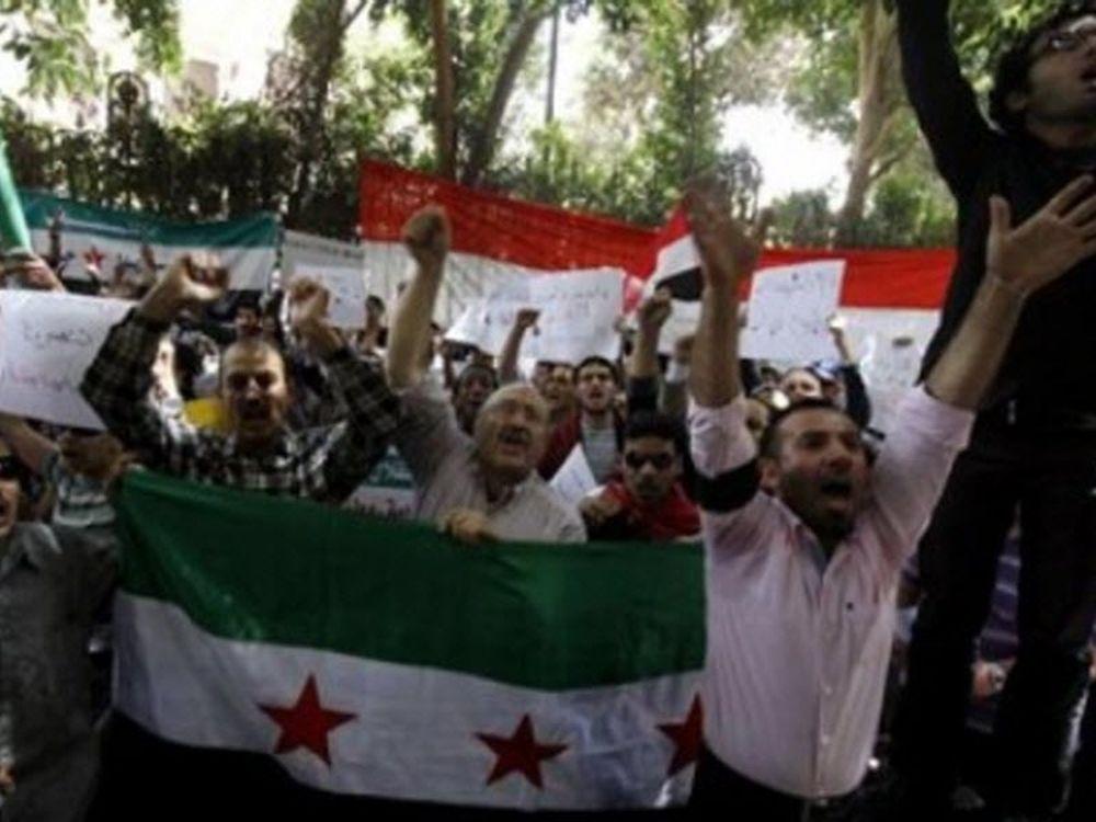 Σφαγή χωρίς τέλος στην Συρία