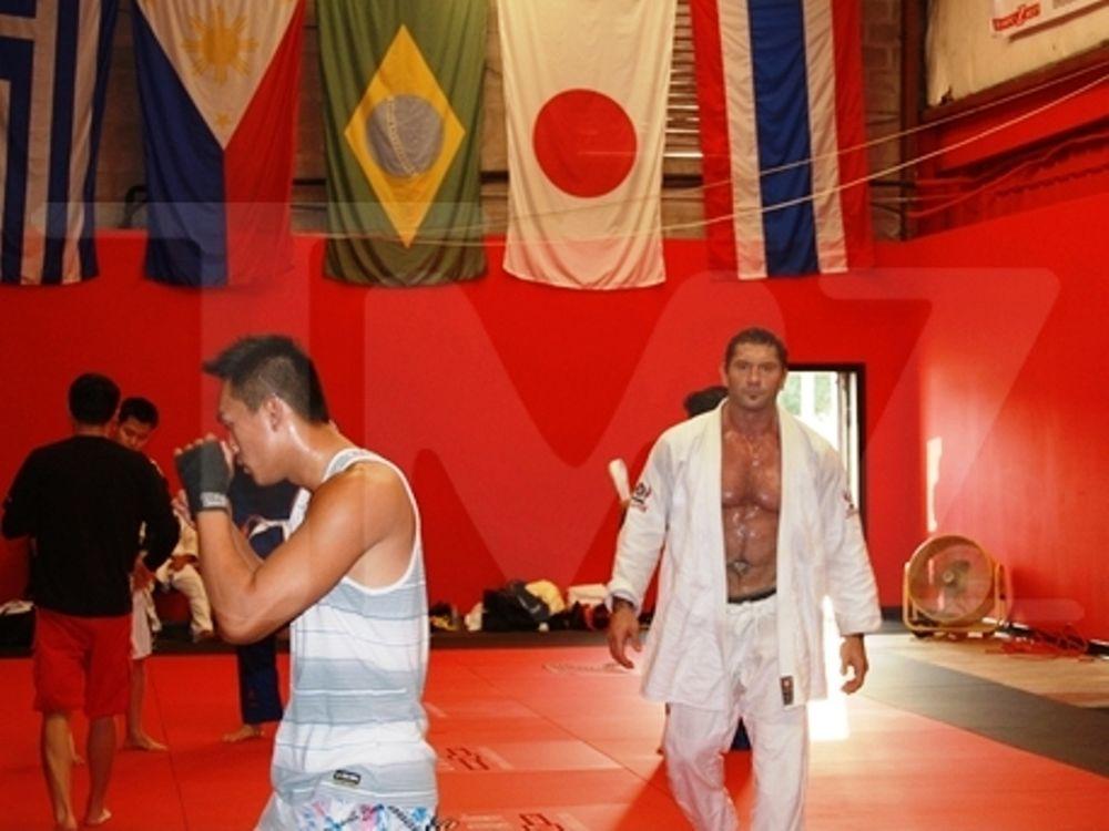 Γυμναστήριο ο Batista