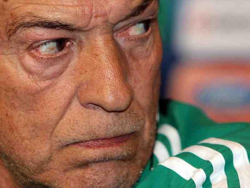 Ο manager Ζεσουάλδο