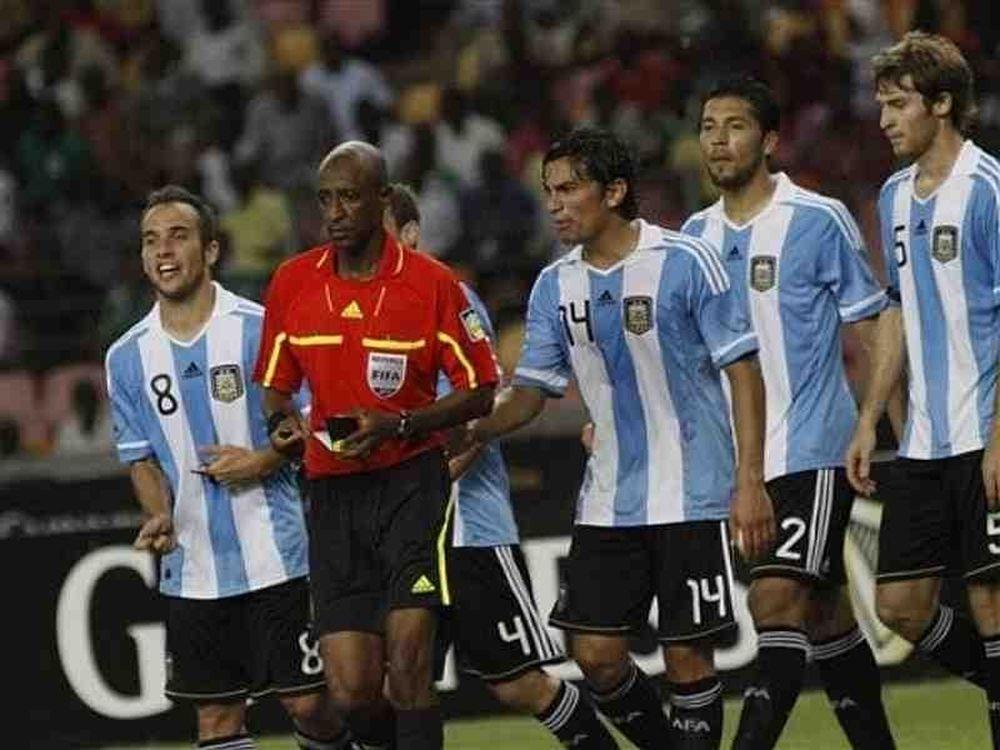 Έρευνα για το Νιγηρία-Αργεντινή