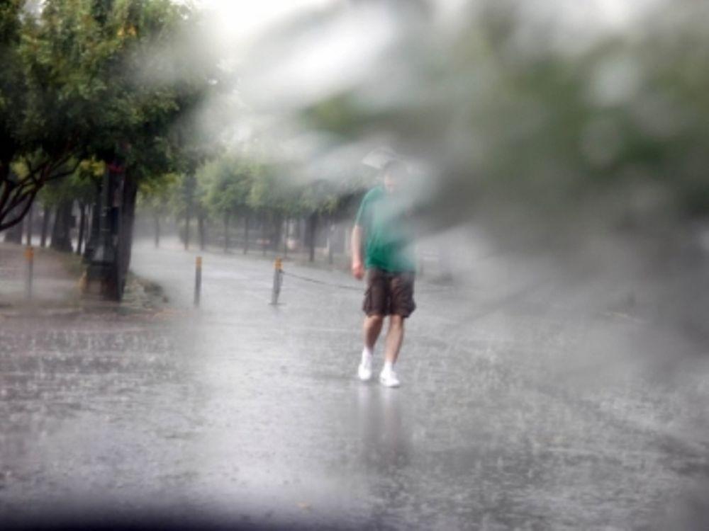 Κρατήστε ομπρέλα!