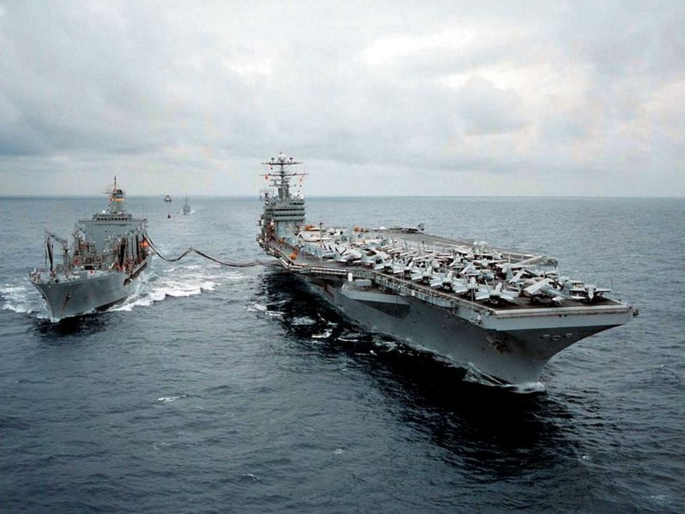Ένταση με βορειοκορεατικό πλοίο