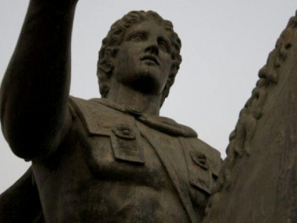 Στα Σκόπια ο… Μ.Αλέξανδρος