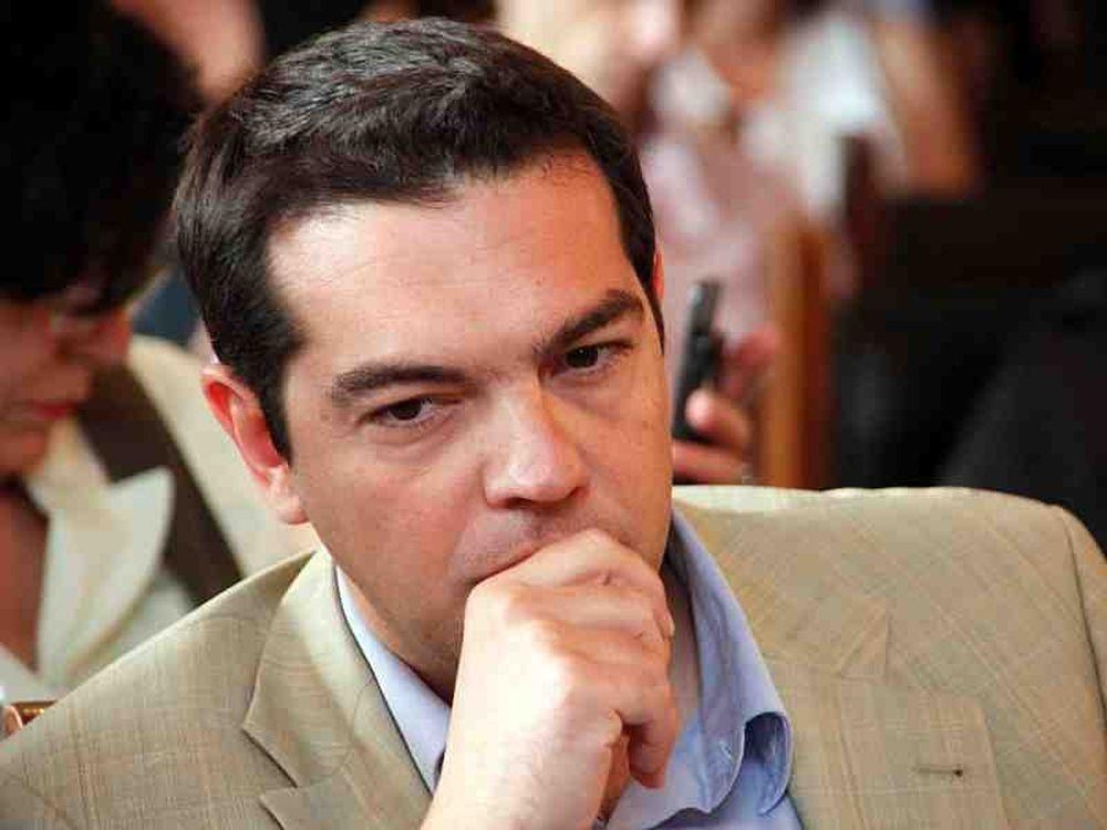 Εκλογές ζητάει ο Τσίπρας