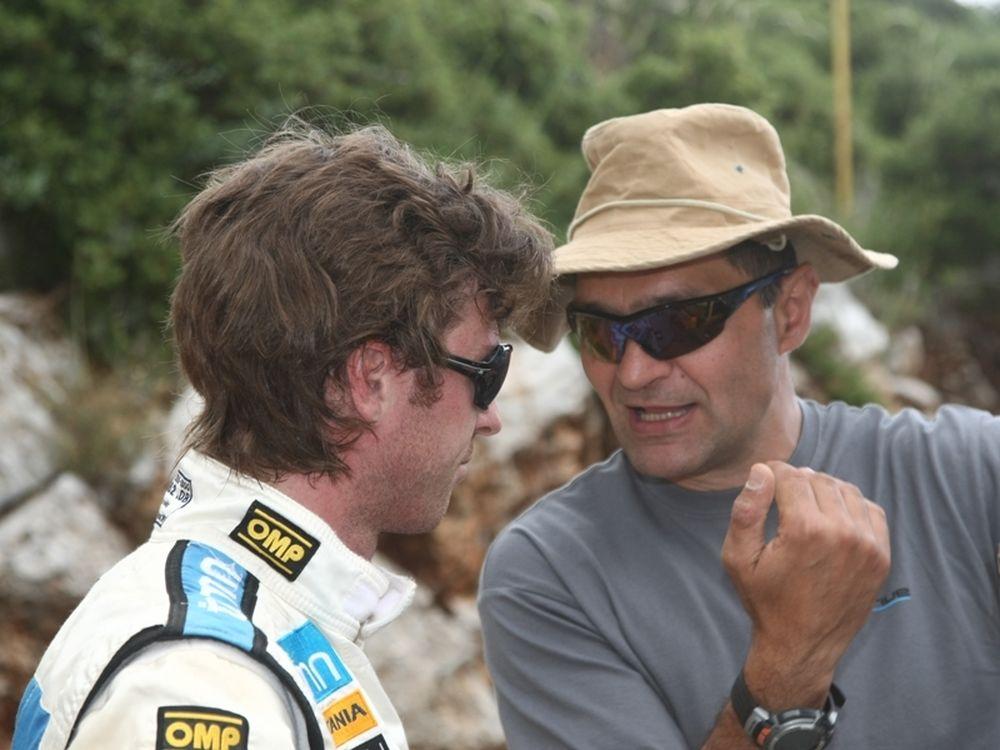 Μιχ. Ζώτος: Ο Έλληνας στο WRC