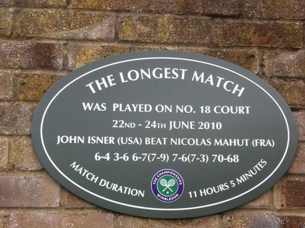 Το… σημάδι τους στο Wimbledon