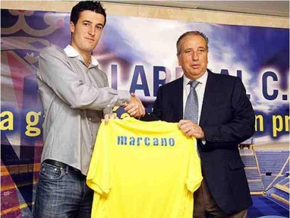 «Ερυθρόλευκος» ο Μαρκάνο!