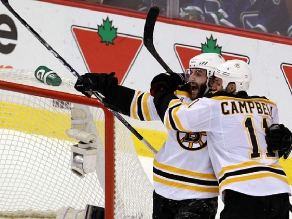 To Stanley Cup στους Bruins