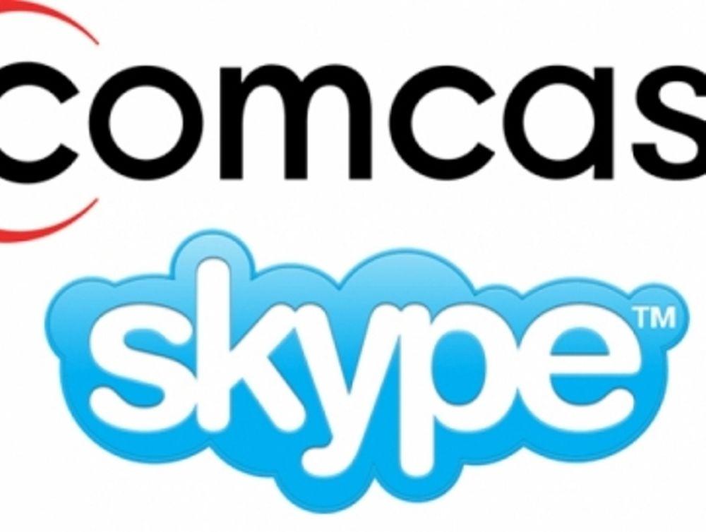 Το Skype στην τηλεόραση
