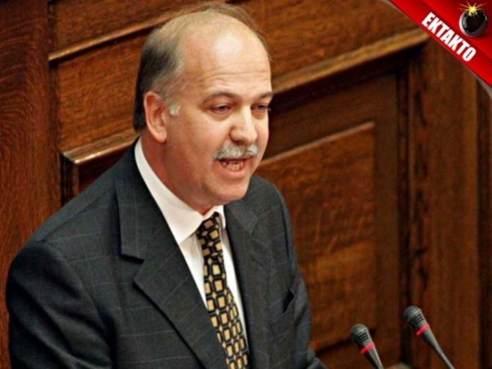Παραιτήθηκε ο Γιώργος Φλωρίδης
