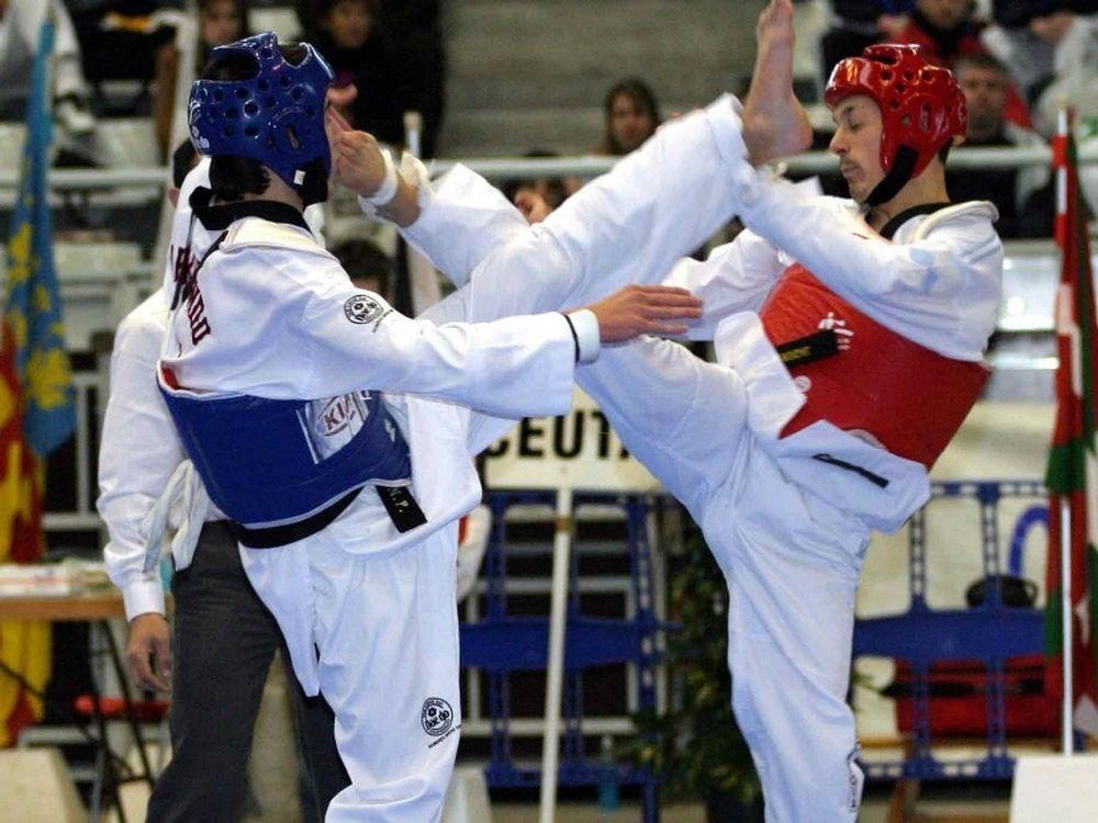 Η προ ολυμπιακή ομάδα Taekwondo