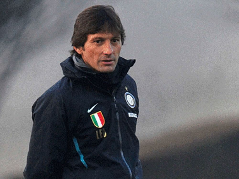 Αντίο στον προπονητή Λεονάρντο
