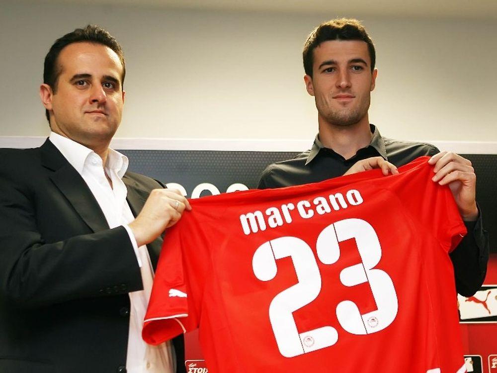 Και τερματοφύλακας ο Μαρκάνο!